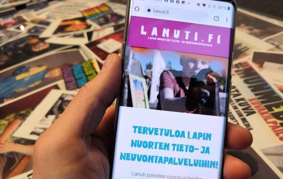 Hyvää kesää, toivottaa uusi Lanuti 2.0